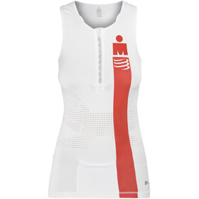 Compressport TR3 Dames Ironman Edition wit